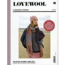 magazine tricot RICO <BR>LOVEWOOL N°7 modèles hiver
