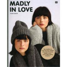 magazine tricot RICO <BR>MADLY IN LOVE modèles hiver