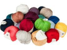 fil crochet Essentials Cotton de RICO DESIGN
