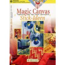 Livret No 109 ZWEIGART<BR>Magic Canvas