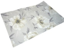 Napperon imprimé chemin de table<BR>Natural Flowers