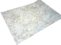 Napperon imprimé chemin de table<BR>Marble