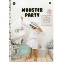 Livret 163 RICO DESIGN<BR>Monster Party