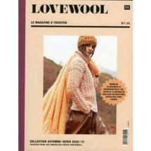 magazine tricot RICO<BR>LOVEWOOL N°11 modèles hiver