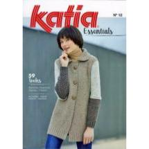 magazine tricot KATIA N° 12<BR>Essentials