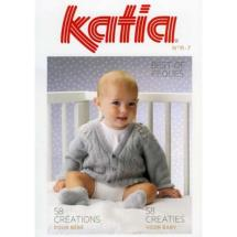 magazine tricot KATIA N° R-7<BR>The best of Peques