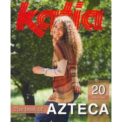 magazine tricot KATIA N° R-4<BR>The best of Azteca
