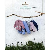 magazine Tricot Crochet DMC<BR>100% Baby Cotton