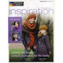 magazine tricot INSPIRATION 039<BR>Fantastic accessoires for the family