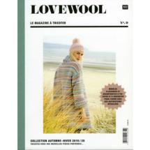magazine tricot RICO<BR>LOVEWOOL N°9 modèles hiver
