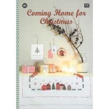Livret 151 RICO DESIGN<BR>Coming Home for Christmas