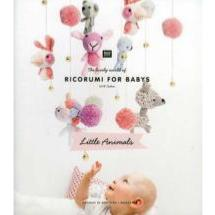 Livret Ricorumi for babys<BR>Little Animals