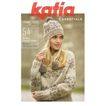 magazine tricot KATIA N° 13<BR>Essentials